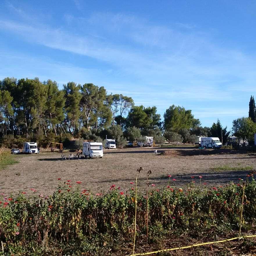 Aire camping-car à Aix-en-Provence (13080-13090-13100-13290-13540) - Photo 6